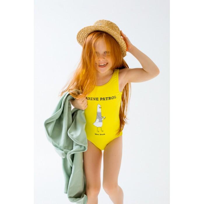 купальники happy baby купальник двухпредметный для девочки Купальники Crockid Купальник для девочки ТК 16010/1 ХФ