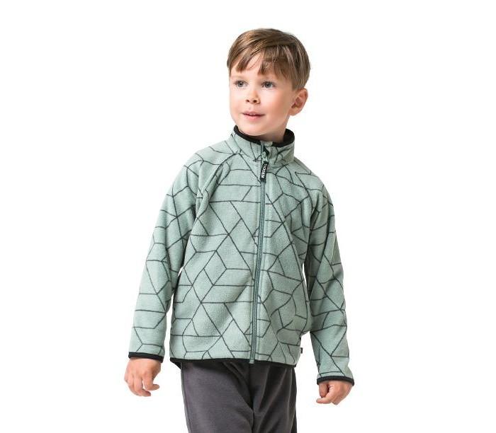 Crockid  Куртка для мальчика Геометрия