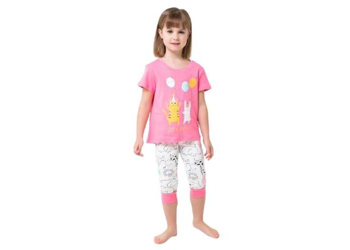 Фото - Домашняя одежда Crockid Пижама для девочки Веселый праздник К 1536 домашняя одежда веселый малыш пижама для девочки терьер