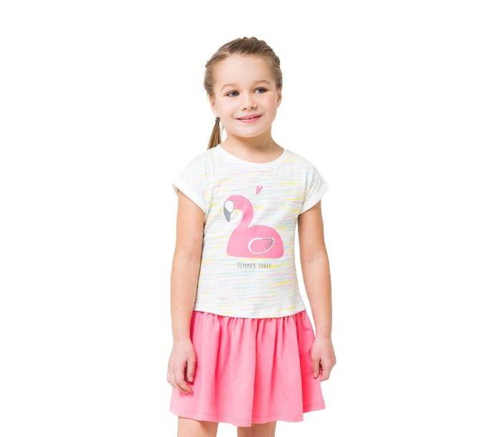Платья и сарафаны Crockid Платье для девочки К 5380 платье miss istanbul платья и сарафаны мини короткие