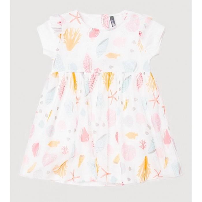 Купить Платья и сарафаны, Crockid Платье для девочки Морская шкатулка к241