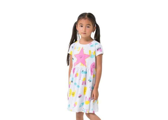 Crockid  Платье для девочки Парк развлечений К 5687
