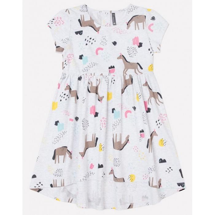 Crockid  Платье Волшебные лошадки