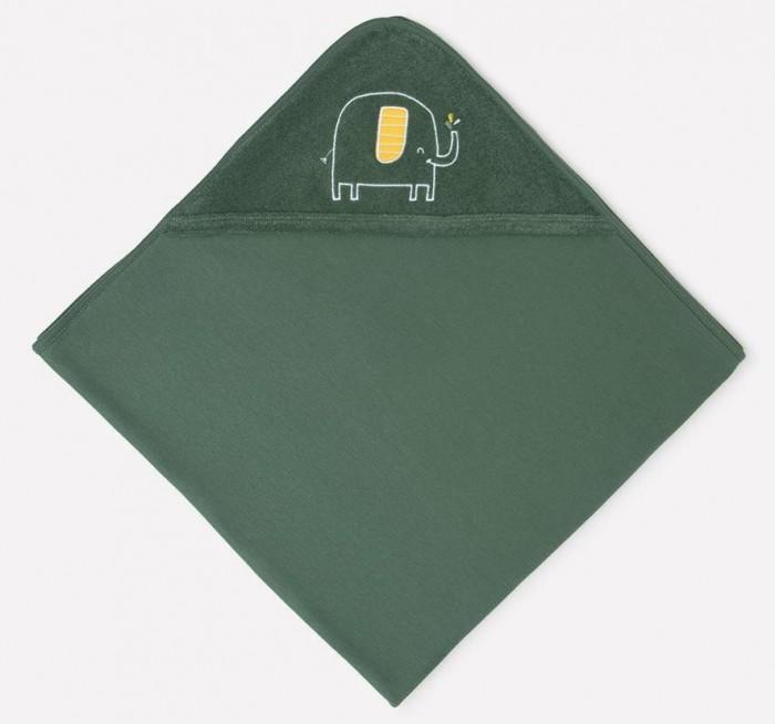Полотенца Crockid Простынка для купания Звери Африки 85х85