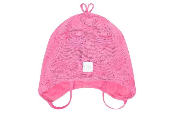 Шапки, варежки и шарфы Crockid Шапка для девочки КВ 20087