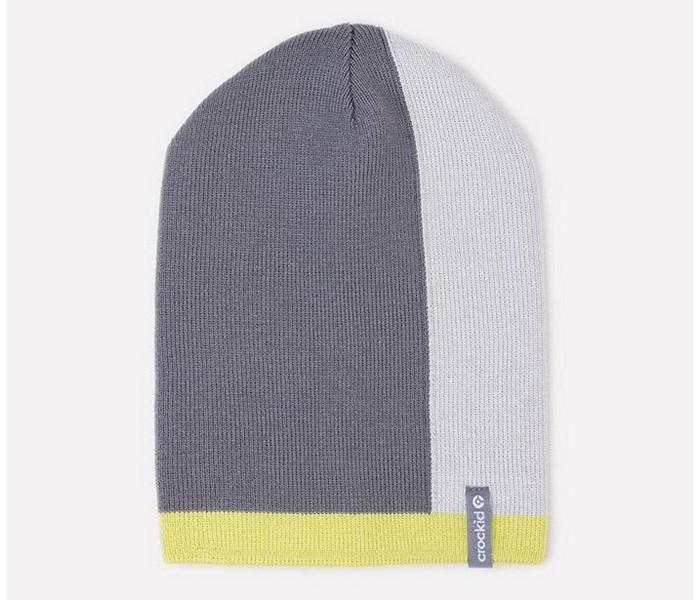 Купить Шапки, варежки и шарфы, Crockid Шапка для мальчика КВ 20129