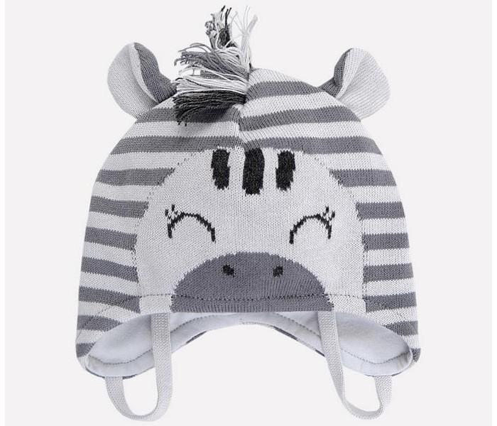 Шапки, варежки и шарфы Crockid Шапка-шлем для девочки КВ 20136