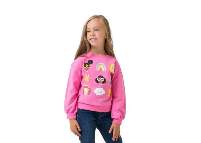 Фото - Толстовки и свитшоты Crockid Свитшот для девочки К 300953 толстовки и свитшоты рыжий кот тм свитшот для девочки панды
