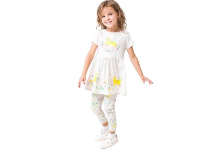 Фото - Платья и сарафаны Crockid Туника для девочки КР 5683 платье туника panicale платье туника