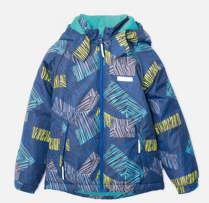 Crockid  Удлиненная зимняя куртка Геометрия