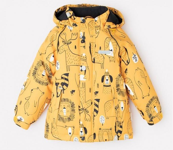 Верхняя одежда Crockid Утепленная куртка Мир животных
