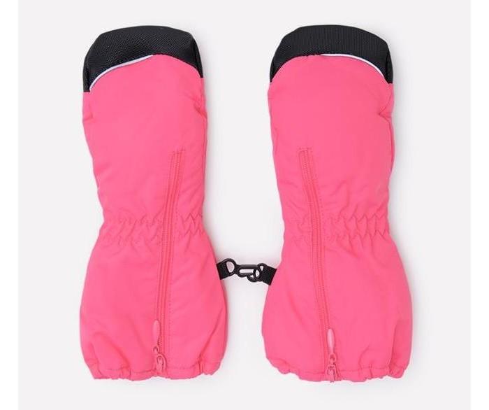 Шапки, варежки и шарфы Crockid Утепленные рукавицы ВК 10008
