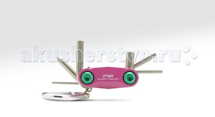 Аксессуары для велосипедов и самокатов Crops Шестигранный ключ S.Saver SSV-S