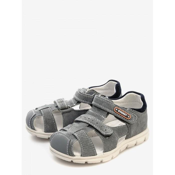 Купить Босоножки и сандалии, Crosby Сандали для мальчика 297027/01