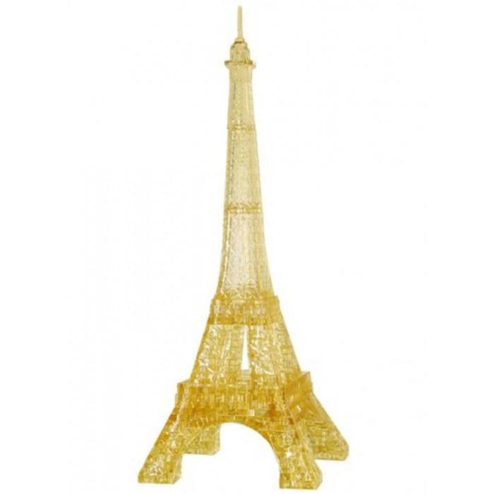Пазлы Crystal Puzzle 3D головоломка Эйфелева башня (96 деталей) пазлы crystal puzzle головоломка путешественник