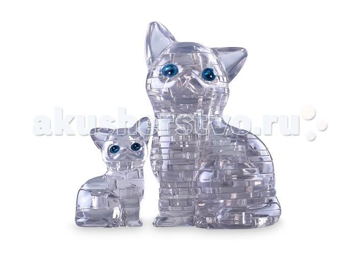 Пазлы Crystal Puzzle Головоломка Кошка