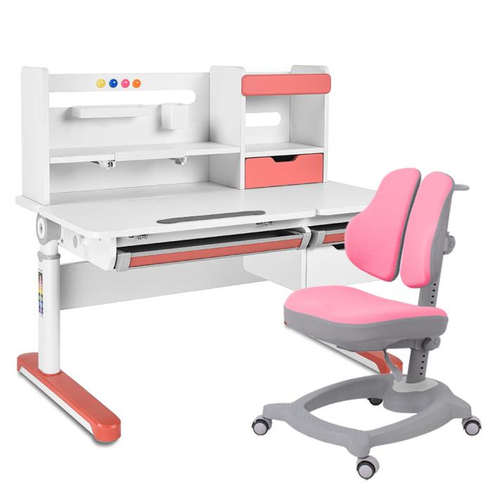 Школьные парты FunDesk Комплект парта Sentire + кресло Diverso