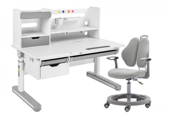 FunDesk Комплект парта Sentire + кресло Vetta II