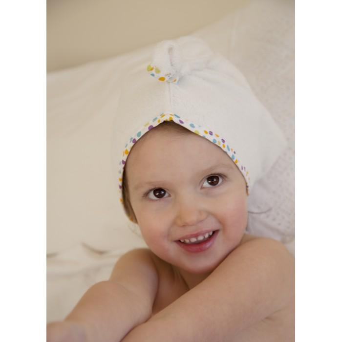 Картинка для CuddleDry Полотенце для волос с отделкой