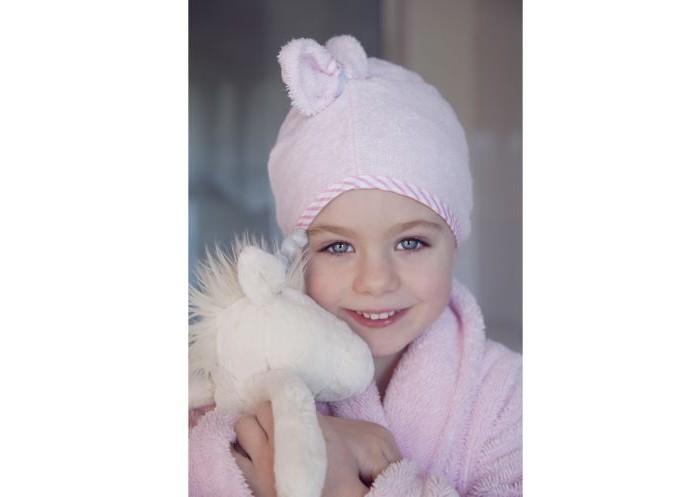 где купить Полотенца CuddleDry Полотенце для волос с окантовкой Горошек по лучшей цене