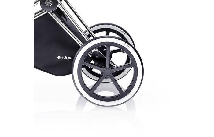 Фото - Аксессуары для колясок Cybex Комплект задних колес TR для коляски Priam аксессуары для колясок esspero шасси для коляски i nova chrome