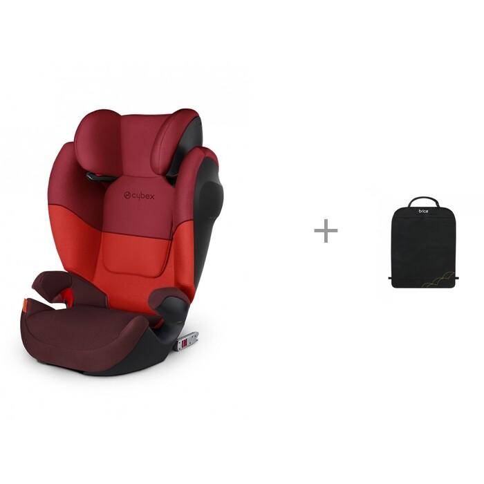 Группа 1-2-3 (от 9 до 36 кг) Cybex Pallas M-Fix SL FE Ferrari и чехол под детское кресло полный АвтоБра группа 1 2 3 от 9 до 36 кг cybex pallas 2 fix fe ferrari