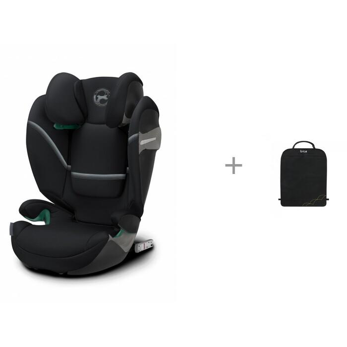 Купить Группа 2-3 (от 15 до 36 кг), Автокресло Cybex Solution S i-Fix и коврик под автокресло Esspero One Cover