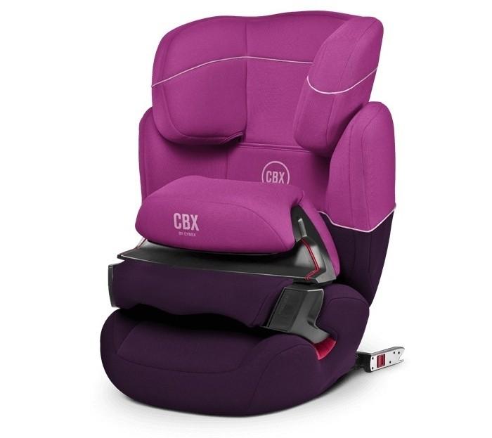 Купить Группа 1-2-3 (от 9 до 36 кг), Автокресло CBX by Cybex Aura-Fix