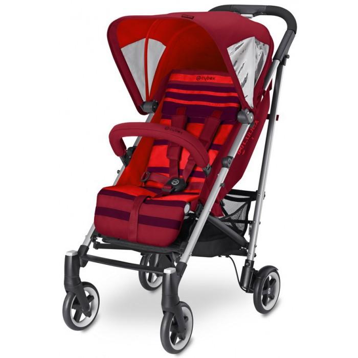 Коляска-трость Cybex CallistoCallistoМаневренная, легкая, плавная, компактная коляска-трость. Совершенно непринужденно можно передвигаться по городским улицам вместе с малышом в Cybex Callisto. Нет больше необходимости покупать тяжелые и неповоротливые классические коляски - Callisto можно использовать с самого рождения. Характеристики: ультралёгкая коляска  подойдёт для мамы и папы (ручки регулируются по высоте)  обивка выполнена из дышащих материалов, летом коляска хорошо вентилируется  объемныйкапюшон не позволит солнцу докучать вашей малышу  4 положения спинки  мягкая подвеска на всех 4-х колесах сглаживает неровности дороги  мягкая подкладка для головы и плеч создает дополнительный комфорт  регулируемая подножка значительно удлиняет спальное место и дарит малышу полноценный отдых  центральный тормоз на задних колесах надежно удержит коляску на месте.  съемный бампер удержит маленького непоседу  передние поворотные колеса обеспечивают больше мобильности и проходимости в отличие от сдвоенных, а благодаря одинарным колесам можно проехать по большинству пандусов  дополнительный карман в капюшоне избавит Вас от необходимости поиска места для необходимых на прогулке мелочей  вместительная корзина для продуктов и игрушек освободит Ваши руки на прогулке  съемное покрытие можно стирать  Размеры: диаметр колес: 17 см  размеры в сложенном состоянии(ДхВхШ): 108 х 32.5 х41.5 см  размеры в разложенном состоянии (ДхВхШ): 85 х 105,5 х52,5 см  вес: 8,6 кг  В комплект входит:  детская коляска Cybex Callisto  бампер для рук ребенка  сетка для игрушек и продуктов  силиконовый дождевик  инструкция на русском языке  максимально допустимый вес ребенка 15 кг страна-изготивитель: Китай<br>