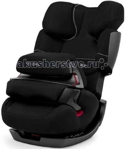 Автокресло Cybex PallasPallasУникальная конструкция кресла позволяет использовать его долгое время, с 9 месяцев до 12 лет. Запатентованный защитный столик безопасности обеспечивает дополнительную защиту зоны шеи и плеч, снижая нагрузку в этой области на 30%! Cybex Pallas прошел краш-тесты в 2009 году и получил оценку very good.  Сидение: соответствует европейскому стандарту безопасности ECE-R44/04 расчитано на длительный срок эксплуатации (от 9 мес. до 12 лет) вместо пятиточечных ремней ребенок фиксируется при помощи защитного столика, не ограничивая ему свободы движений столик обеспечивает максимум защиты особенно при лобовом столкновении. При столкновении сила удара распределяется по защитному столику кресло можно с легкостью регулировать в положение для сна одной рукой, не отстегивая ребенка запатентованный подголовник имеет 3 положения наклона, обеспечивая комфортное положение для сна и максимальную защиту регулировка высоты подголовника - 11 положений, кресло растет вместе с малышом с помощью специальной вкладки, предназначенной для детей до 18 мес., можно регулировать положение ребенку в высоту, это позволяет ребенку находиться в верном положении относительно защитного столика усиленная боковая защита усовершенствованная система циркуляции воздуха благодаря тому, что защитный столик регулируется легкий вес - легко переносится из одной машины в другую тканевые детали съемные, стираются при температуре 30°C столик безопасности, регулируемая база и специальный вкладыш используются до 18 кг, а потом снимаются, превращая автокресло Cybex Pallas в автокресло Cybex Solution X (категория 2-3) крепление с помощью штатного ремня автомобиля (длина ремня должна быть не мение 230 см)  Размер 49х48х72-89 см Вес 9.5 кг<br>