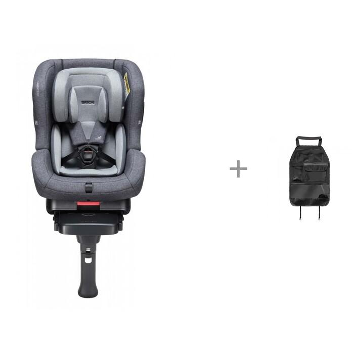 Группа 0-1-2 (от 0 до 25 кг) Daiichi First 7 Plus Isofix и чехол для спинки автомобильного сиденья Esspero Keeping
