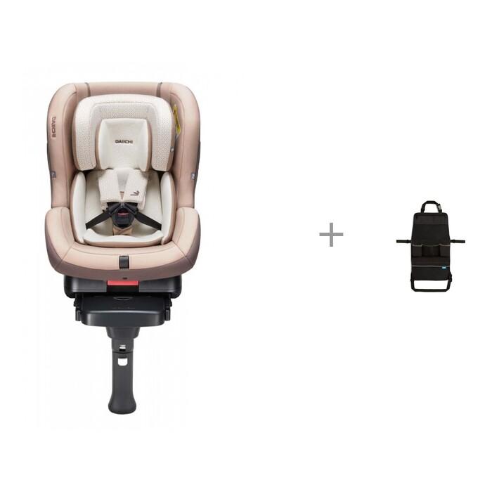 Автокресло Daiichi First 7 Plus Organic Isofix и Munchkin Brica органайзер для автокресел колясок 823303