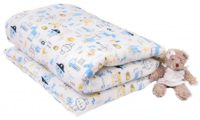 электропростыни и одеяла Одеяла Daisy 110х140 см + пододеяльник