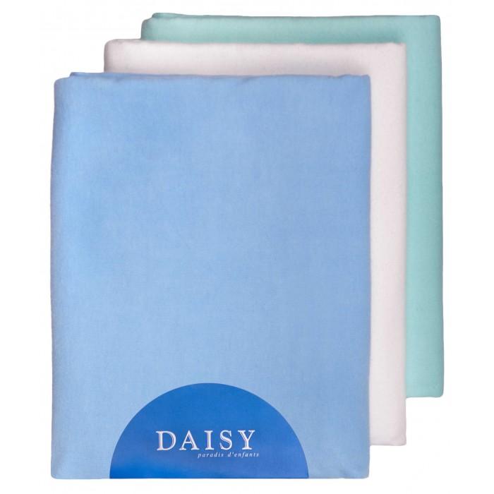 Пеленка Daisy фланель 90х120 3 шт.