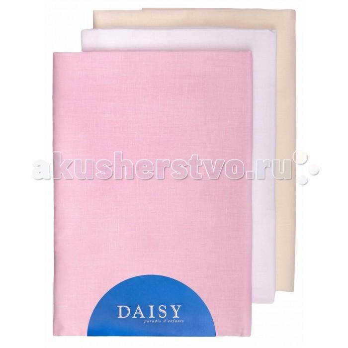 Пеленка Daisy хлопок 3 шт. 105х120 см