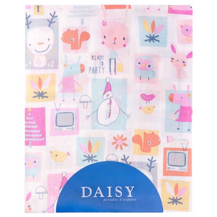 Постельное белье Daisy Пододеяльник Мультяшки 112х147 простыни daisy простыня на резинке мультяшки 60х120