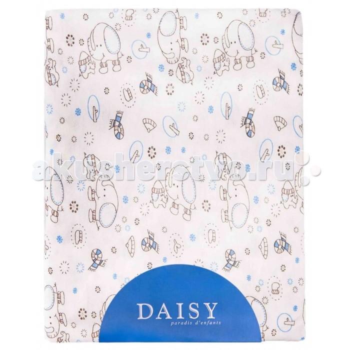 Пеленки Daisy трикотаж 90х120 пеленки эдельвейс набор 90х120 см трикотаж футер 3 шт