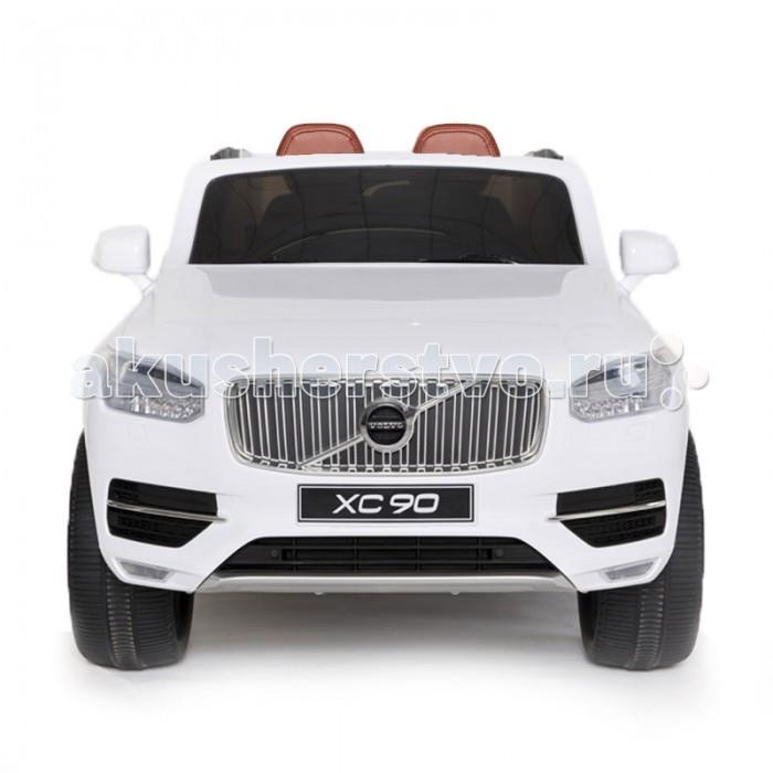 Электромобиль Dake Volvo DK-XC90Volvo DK-XC90Электромобиль Dake Volvo DK-XC90 с потрясающим дизайном и качеством детализации.  Особенности: Световые и звуковые эффекты Подсветка панели приборов, диодные огни фар Плавный ход Пульт управления: индивидуальный (настраивается по Bluetooh) Двери открываются Капот открывается Заводится с ключа 3 скорости вперед, одна назад Сидение кожаное (эко-кожа), ремень безопасности Индикатор заряда батареи USB-вход, вход для MP3, SD-вход, FM радио Вес собранной модели: 24 кг Максимальная нагрузка до 30 кг Аккумулятор: 12V10AH Возраст: от 1 до 7 лет Аккумулятор: 12V/10AH Двигатель: два по 35W Колёса: резиновые EVA с логотипом VOLVO Сиденье: эко-кожа, с логотипом VOLVO Перемещение по принципу чемодана, с помощью выдвижной ручки Амортизаторы: передние и задние Рекомендуемая поверхность езды: дерево (ламинат), тротуарная плитка. асфальт, бетон, брусчатка евро, газон не выше 20 см Фишка электромобиля в том, что все детали сделаны по высоким стандартам европейского качества. Ориентирован для рынка Германии и ЕС Спортивный руль с переключателем стандартных мелодий Звук мотора при включении. Педаль и тормоз - она педаль. Нажал - поехал, отпустил - остановился. Движение: Вперед-назад, влево - вправо Музыка и огни фар LED - подсветка. + часы Комфортные сидения + ремень безопасности 5-ти точечны Высококачественный пластик корпуса. Реально отличается от китайских аналогов Безопасная проводка и элементы питания Универсальный механизм поворота колеса Плавный набор скорости и плавная остановка.<br>
