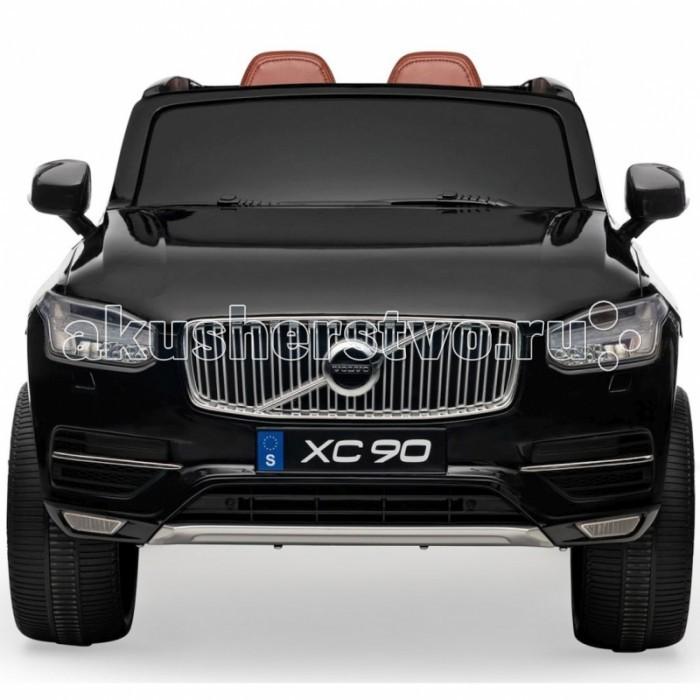 Электромобиль Dake Volvo DK-XC90Volvo DK-XC90Электромобиль Dake Volvo DK-XC90 с потрясающим дизайном и качеством детализации.  Особенности: Световые и звуковые эффекты Подсветка панели приборов, диодные огни фар Плавный ход Пульт управления: индивидуальный (настраивается по Bluetooh) Двери открываются Капот открывается Заводится с ключа 3 скорости вперед, одна назад Сидение кожаное (эко-кожа), ремень безопасности Индикатор заряда батареи USB-вход, вход для MP3, SD-вход, FM радио Вес собранной модели: 24 кг Максимальная нагрузка до 30 кг Аккумулятор: 12V10AH Ручка-чемодан для перевозки Возраст: от 1 до 7 лет Аккумулятор: 12V/10AH Двигатель: два по 35W Колёса: резиновые EVA с логотипом VOLVO Сиденье: эко-кожа, с логотипом VOLVO Перемещение по принципу чемодана, с помощью выдвижной ручки Амортизаторы: передние и задние Рекомендуемая поверхность езды: дерево (ламинат), тротуарная плитка. асфальт, бетон, брусчатка евро, газон не выше 20 см Фишка электромобиля в том, что все детали сделаны по высоким стандартам европейского качества. Ориентирован для рынка Германии и ЕС Спортивный руль с переключателем стандартных мелодий Звук мотора при включении. Педаль и тормоз - она педаль. Нажал - поехал, отпустил - остановился. Движение: Вперед-назад, влево - вправо Музыка и огни фар LED - подсветка. + часы Комфортные сидения + ремень безопасности 5-ти точечны Высококачественный пластик корпуса. Реально отличается от китайских аналогов Безопасная проводка и элементы питания Универсальный механизм поворота колеса Плавный набор скорости и плавная остановка.<br>