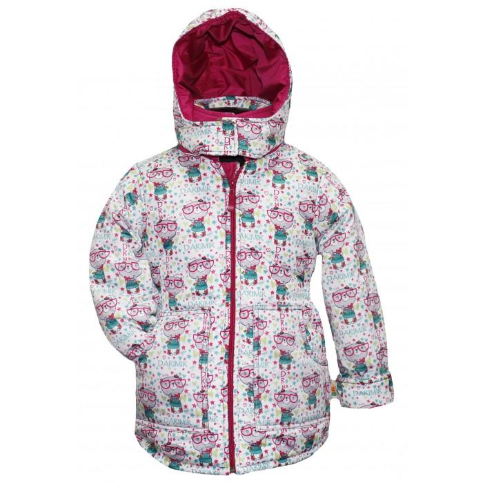 Даримир Куртка для девочек Mini-Orsa