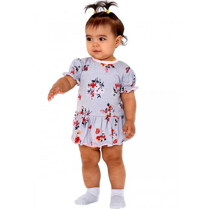 Дашенька Боди-платье для девочки 1432/156 фото