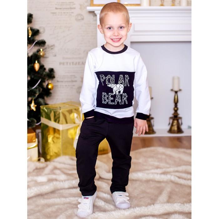 Картинка для Дашенька Костюм для мальчика Полярный Медведь (джемпер, брюки)