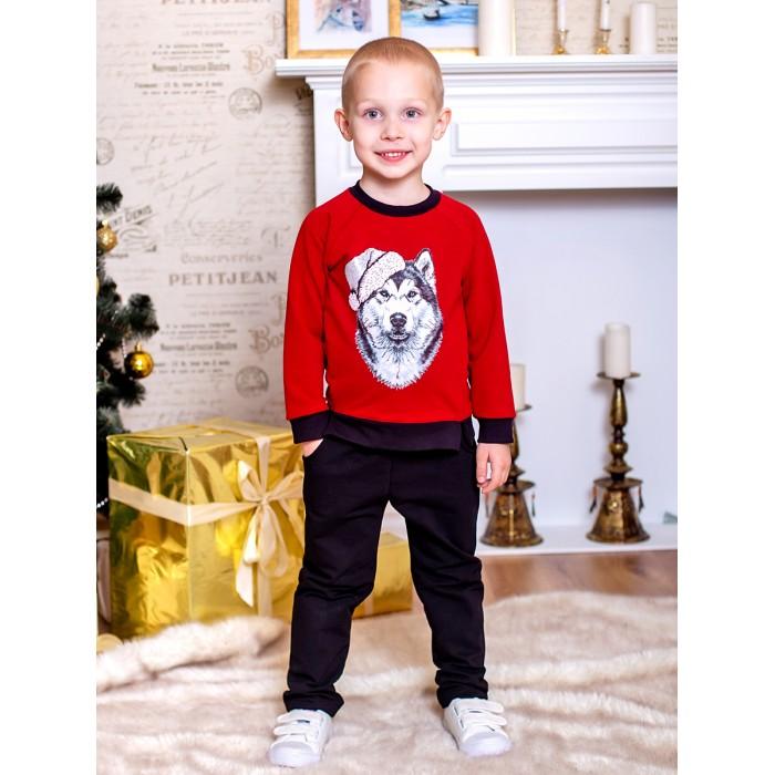 Картинка для Дашенька Костюм для мальчика Волк в Шапке (джемпер, брюки)