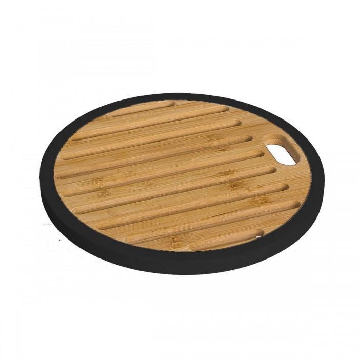 D'casa Подставка под горячее Bamboo круглая