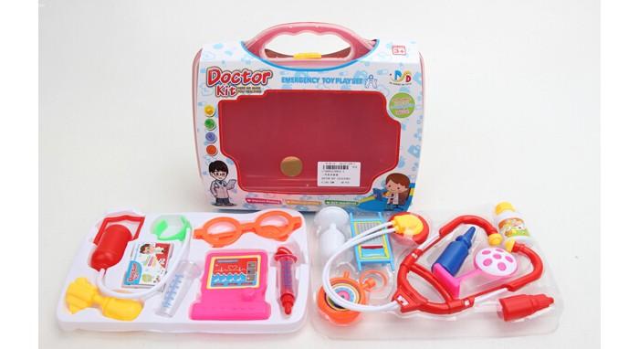 Купить Ролевые игры, De Sheng Da Toys Набор Доктор JB020737