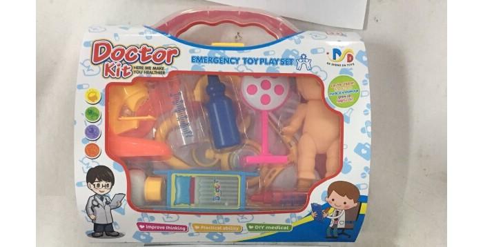 Купить Ролевые игры, De Sheng Da Toys Набор Доктор JB02073