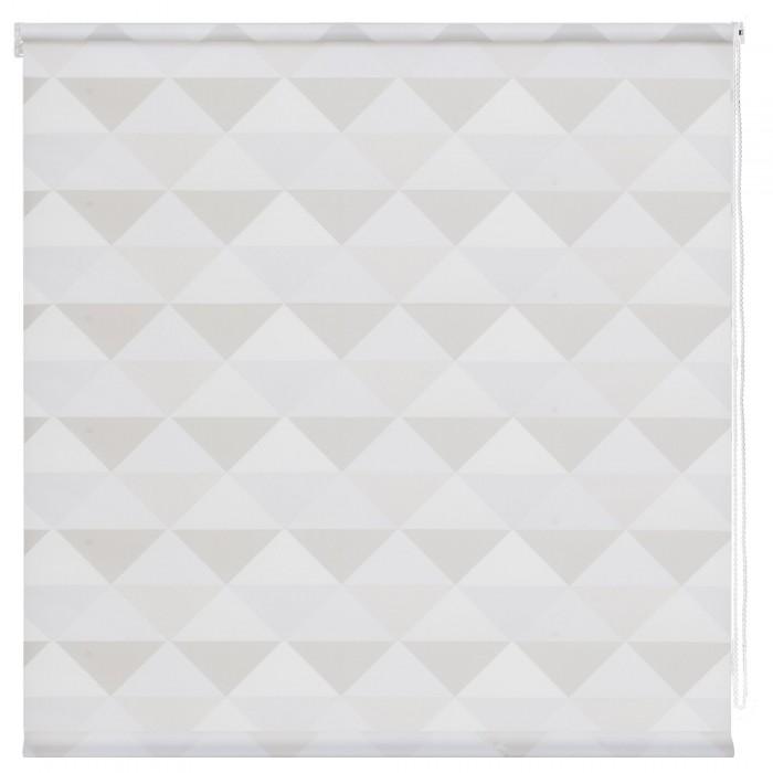 Decofest Рулонная штора Принт Треугольники 140х175 см А00000105