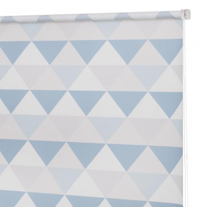 Decofest Рулонная штора Принт Треугольники 160х175 см А00000105