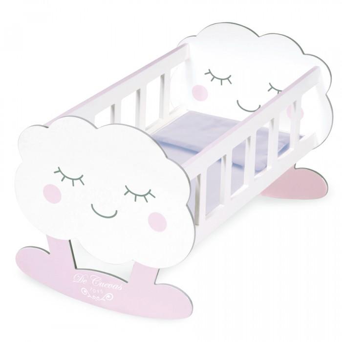 Фото - Кроватки для кукол DeCuevas качалка с аксессуарами Мартин, 49 см кроватки для кукол decuevas с аксессуарами мария 55 см