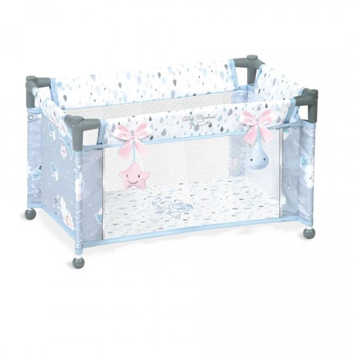 Кроватка для куклы DeCuevas манеж Мартин 50 см
